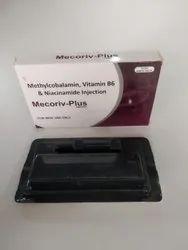 Mecobalamin 1000mg Nicotinamide 100 Mg Pyridoxine D-Panthenol