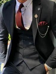 3-Piece Suit Wedding Mens Suits