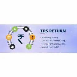 Pan Card Tax Consultant E-TDS Return Services, in Delhi, Company