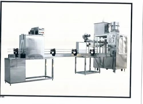 Full Automatic Washing Filling And Capping Machine