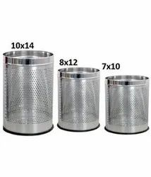 Multi Size Stainless Steel Dust Bins
