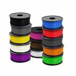 Multicolor ABS & PLA 3d Printer Filament