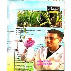 Magic Impression English Science Practical Notebook