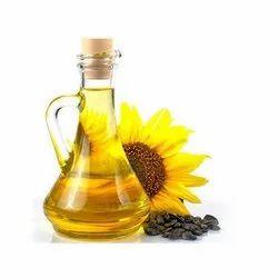 Liquid Helianthus Annuus Virgin Sunflower Oil, For Cosmetic, 1 Kg