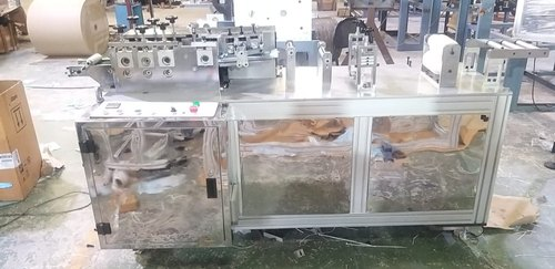 Food Bag Making Machine