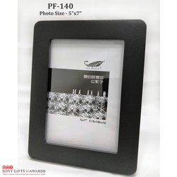 Wooden 5x7 Curved Photo Frame