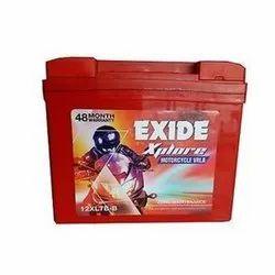 XPLORE 12XL7B-B Exide Battery, Capacity: 7 Ah