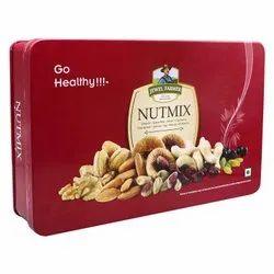 Jewel Farmer Premium Nutmix Dry Fruits Box Designer Gift Hamper (250g)