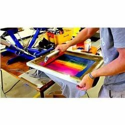 Screen Printing Service, In West Bengal