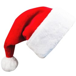 Christmas Santa Claus Cap Hat For Christmas Role Play Party