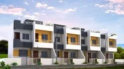 Econ Developer Luxurious Bungalows In Hillside Colony