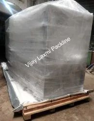 Wood Rectangular Shrink Wrap Packaging services, For Industrial, Capacity: 5 Ton