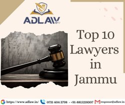 Top 10 Lawyers In Jammu
