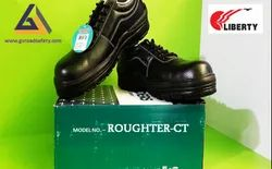 Liberty ROUGFTR-CT Composite Toe Artificial Leather Safety Shoe