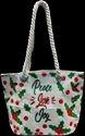 12 Inch Christmas Gift Jute Bag