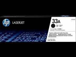 HP 33A Black Original LaserJet Toner Cartridge