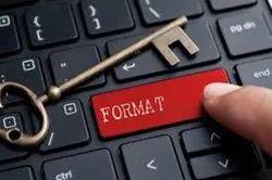 Computer Formatting Services