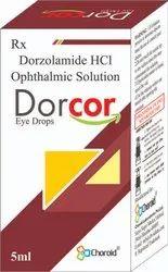 Dorzolamide 2% Eye Drops (Dorcor)