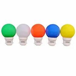 7W Ceramic Coloured LED Bulb, 50 Degree C