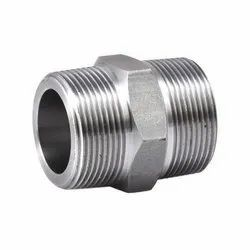 Stainless Steel Hexagon Nipple Pipe Fittings