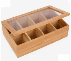 Wooden Spice Box- 01