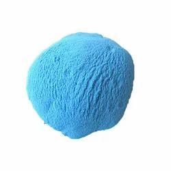 Blue Glossy Powder Coating