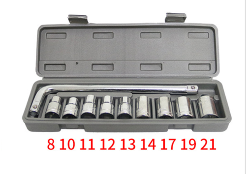 Socket Wrench Set 10 in 1