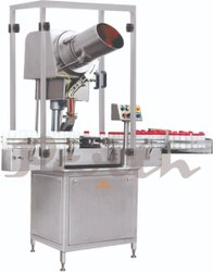 Screw Cap Sealing Machines