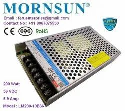 LM200-10B36 Mornsun SMPS Power Supply