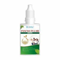 Pancha Tulasi Drops, Packaging Type: Bottle, Packaging Size: 100 Ml