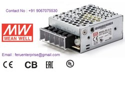 Meanwell 12VDC 1.3A Power Supply