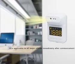 Digital Infrared Thermometer/Counter