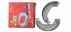Front Motorcycle Brake Shoe