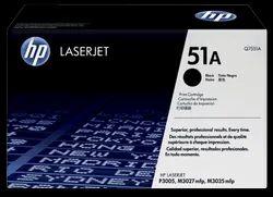 HP 51A Black Original LaserJet Toner Cartridge (Q7551A)