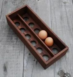 Wooden Egg Tray- 02