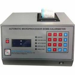 Automatic Bomb Calorimeter (Model - B)
