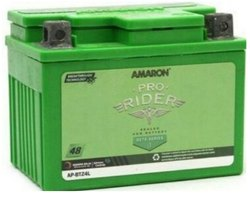 Amaron-APBTZ-4L Bike Battery