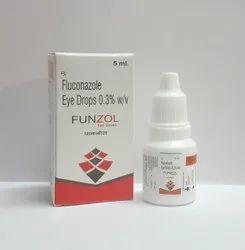 Fluconazole 0.3% Eye Drop