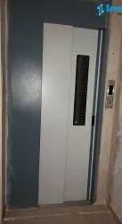 Manual Telescopic Door Lift