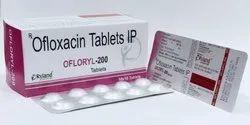 ofloxacin 200 mg tablets