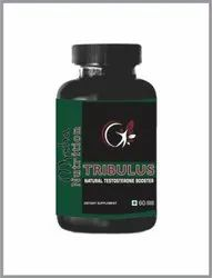 Muscle Building Mysha Nutrition Tribulus Capsule, For Muscle Growth, Gokhru