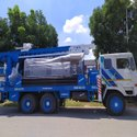 T350 Meters Truck Mounted DTH Cum Rotary Water Well Drilling Rig
