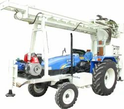 PCDR-150 Tractor Mounted Core Cum DTH Cum Rotary Drilling Rig