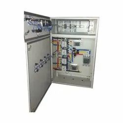 3 - Phase 125KVA AMF Control Panel, For Commercial, IP Rating: IP54