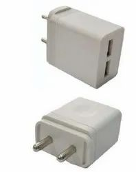 2.4 Amp Wellcon Smart USB Mobile Charger