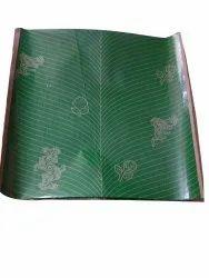85 GSM Paper Plate Green Sheet