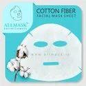 DRY - Cotton Fiber Facial Mask Sheet