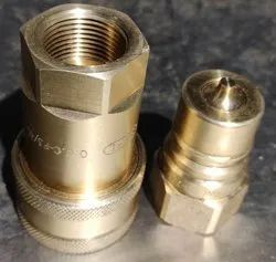 Brass LPG Quick Connect Coupling