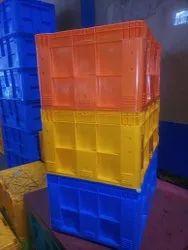 Plastic Fishing Crate