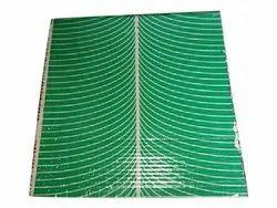 80 GSM Paper Plate Green Sheet